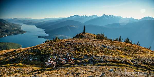 Athlete: Greg Ryan, Tennille Barber<br /> Location: Sproat Mountain