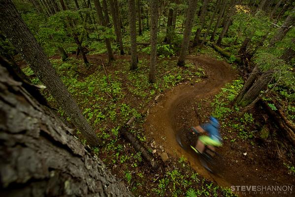 Athlete: Lorraine Blancher<br /> Location: Revelstoke, BC