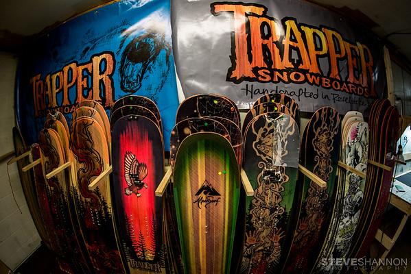Trapper Snowboards<br /> Location: Revelstoke, BC