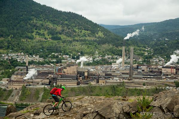Athlete: Matt Yaki<br /> Location: Trail, BC