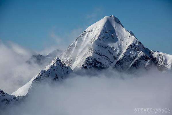Whitewater Mountain, Goat Range, Selkirk Mountains, British Columbia