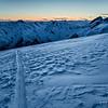 Canadian Rockies, Icefall Lodge, BC