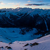 Goat Range Panorama 2