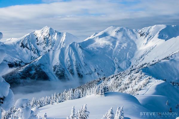 Selkirk Wilderness Skiing, Goat Range, British Columbia