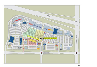 Scottsdale 101 Site Plan dpc today