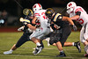 4th Quarter - Saint Charles Preparatory School Cardinals at Upper Arlington High School Golden Bears - Friday, August 26, 2016