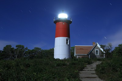 Night Photography - Lower Cape Lighthouses - A Night Shoot With Tim Little