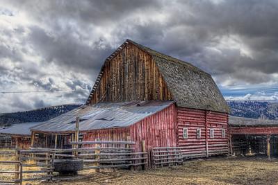 Philipsburg Barn Philipsburg, Montana