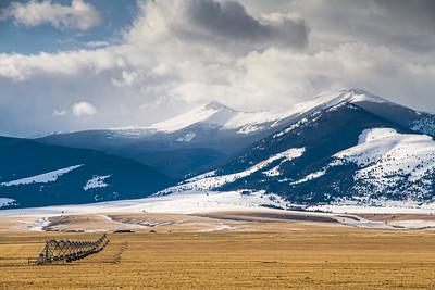 Mount Powell - Deer Lodge, Montana