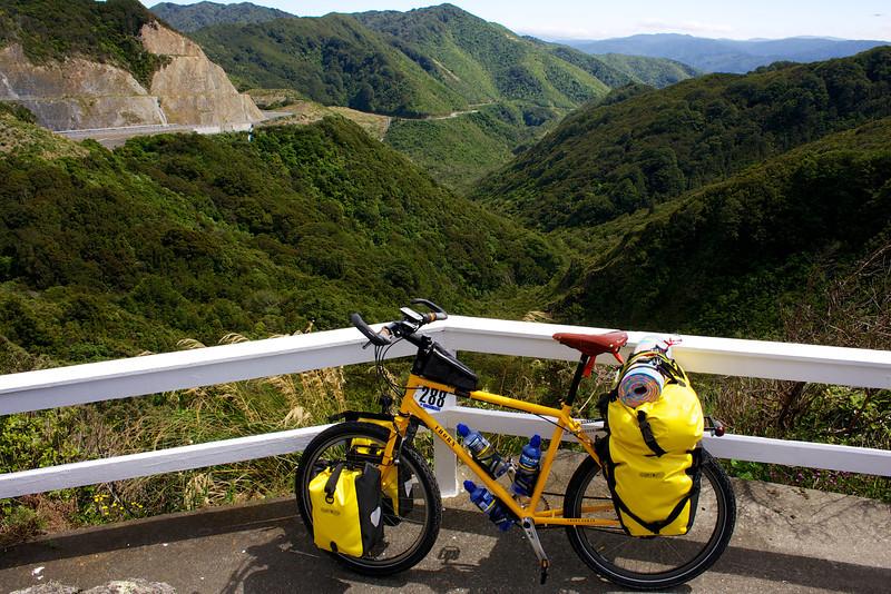 Day One Rimutaka Hill Summit