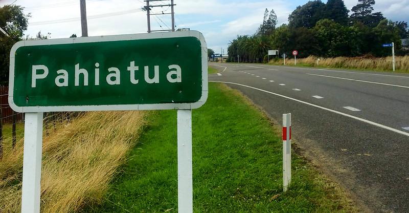 Day Two Arriving Pahiatua