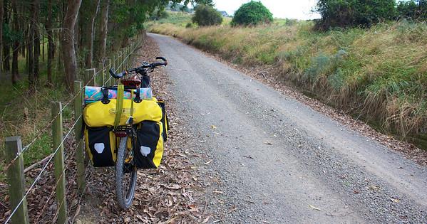 Upper Hutt to Masterton to Pahiatua to Levin Bike Trip February 2014