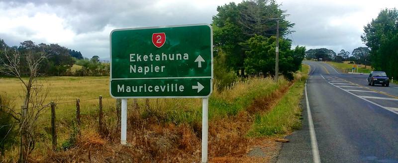 Day Two Masterton to Pahiatua