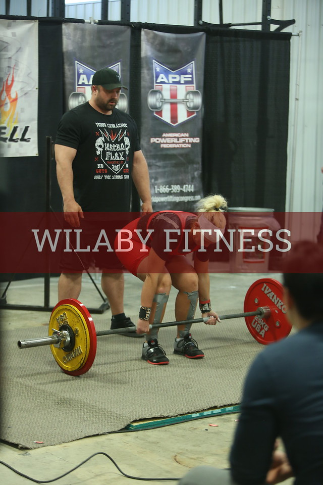 Powerlifting Meet at Metroflex