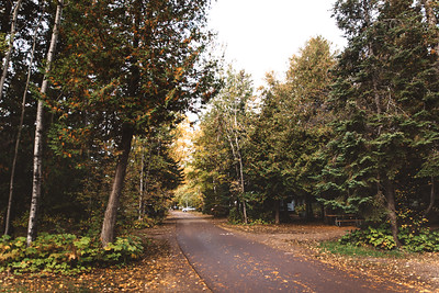 Fort Wilkins State Park Campground