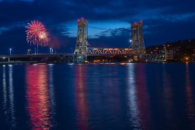 Bridgefest Fireworks