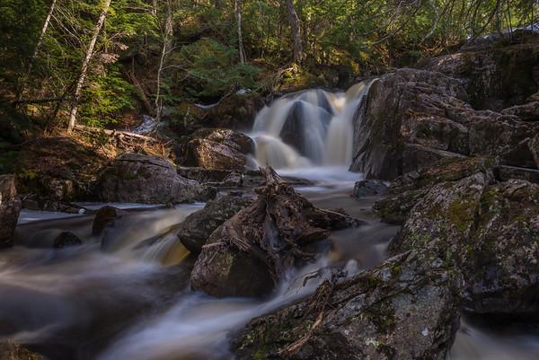 Upper Silver River Falls (Lower Cascades)