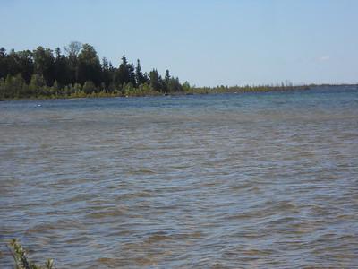 Upper Penisula Michigan travel and Marquette