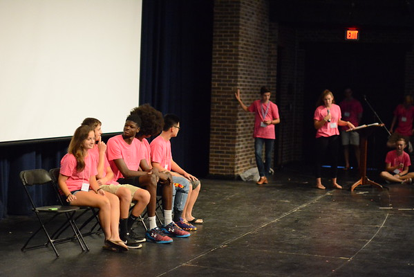 2015-09-07 New Students Assembly