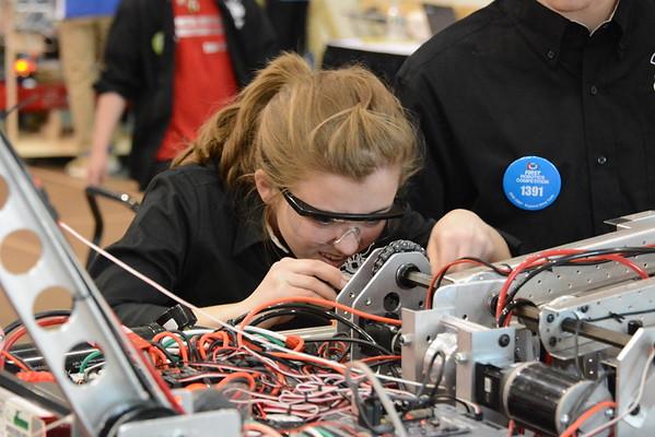 2016-04-02 Mid Atlantic Robotics Competition