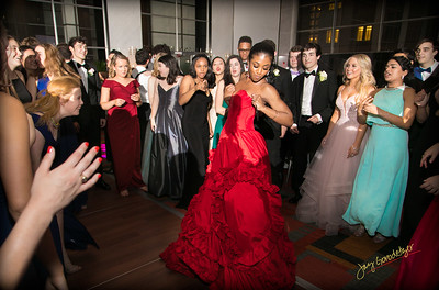 APRIL 28, 2018 - PHILADELPHIA, PA -- Baldwin School Junior & Senior Prom at The Loews Hotel Saturday, April 28, 2018.  PHOTOS © 2018 Jay Gorodetzer -- Jay Gorodetzer Photography, www.JayGorodetzer.com