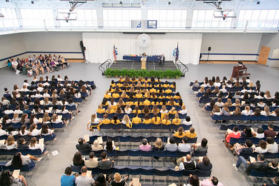 JUNE 5, 2018 - BRYN MAWR, PA -- Baldwin School Class Day Assembly Tuesday, June 5, 2018.  PHOTOS © 2018 Jay Gorodetzer -- Jay Gorodetzer Photography, www.JayGorodetzer.com