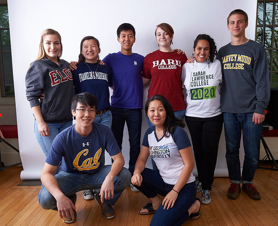2016-05-01 College Shirt Day