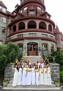 JUNE 7, 2018 - BRYN MAWR, PA -- Baldwin School Commencement at Bryn Mawr Presbyterian Church Thursday, June 7, 2018.  PHOTOS © 2018 Jay Gorodetzer -- Jay Gorodetzer Photography, www.JayGorodetzer.com