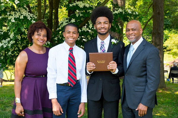 2017 Commencement Legacy Families