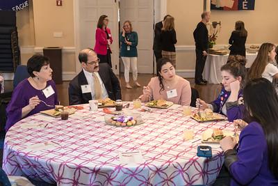 MARCH 20, 2019 - BRYN MAWR, PA -- The Baldwin School Legacy Luncheon and Pinning Ceremony Wednesday March 20, 2019.  PHOTOS © 2019 Jay Gorodetzer -- Jay Gorodetzer Photography, www.JayGorodetzer.com
