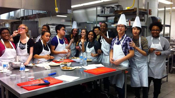 Project Week: Food Network Stars