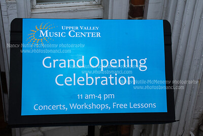 UVMC Grand Opening