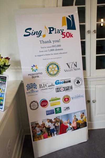 Sing Play 50K