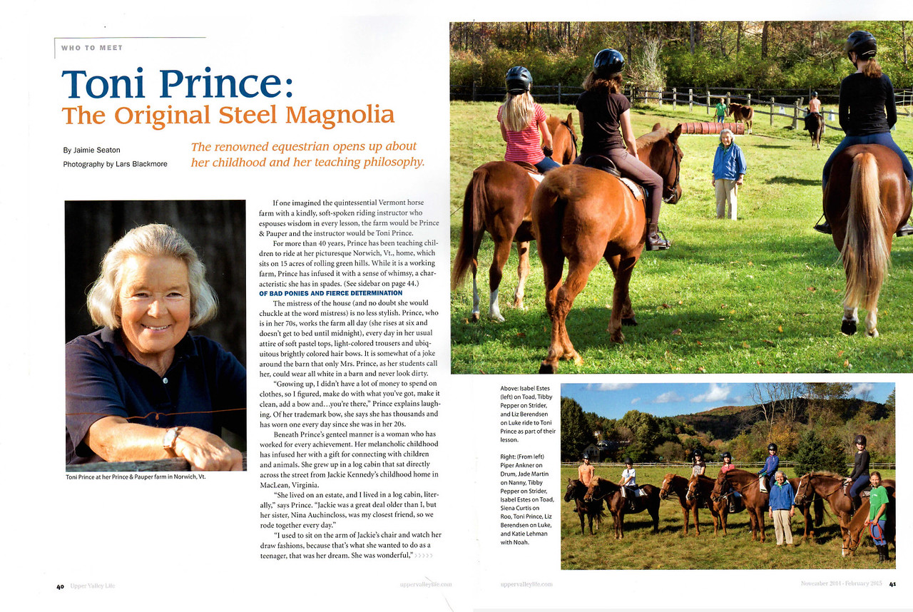 Toni Prince: The Original Steel Magnolia