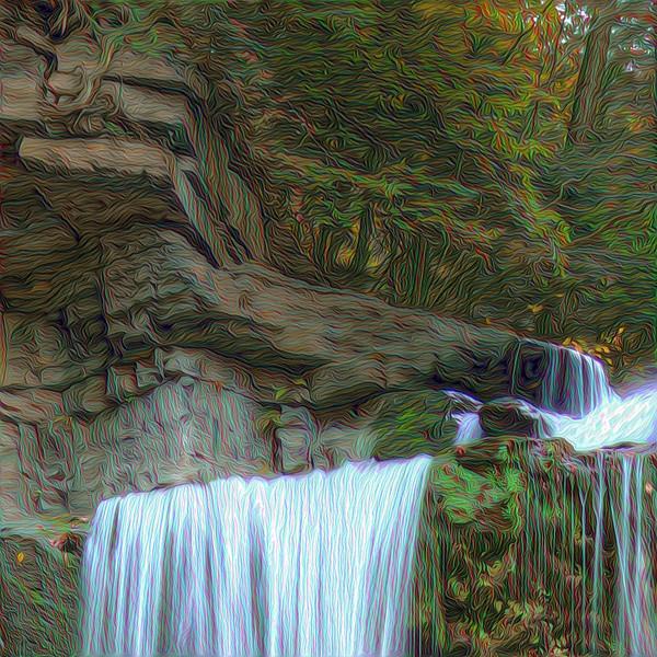 Fillmore Glen - Upscaled Detail