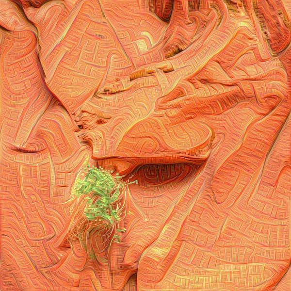 Echo Canyon - Upscaled Detail
