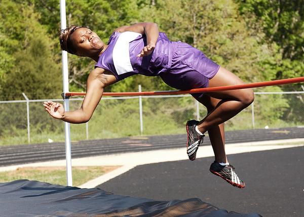 65 girls high jump