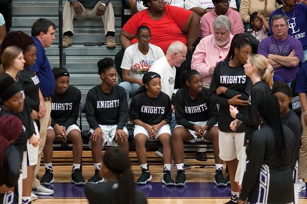 2 16 18 State playoffs Girls vs Westover 100