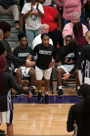 2 16 18 State playoffs Girls vs Westover 107