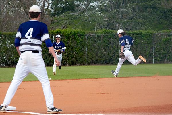 3 21 19 UL JV Baseball vs Veterans a 845