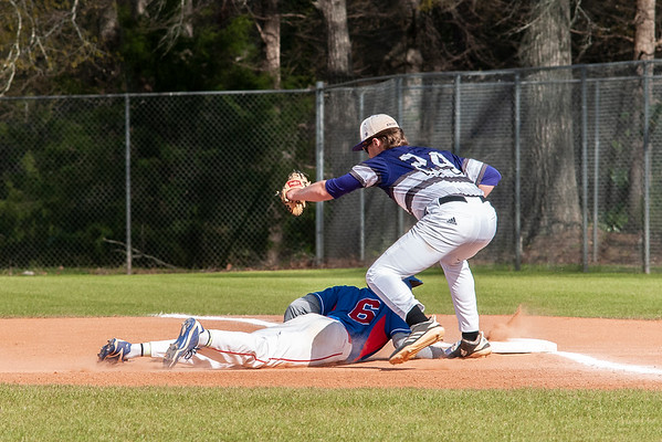 3 21 19 UL JV Baseball vs Veterans a 841