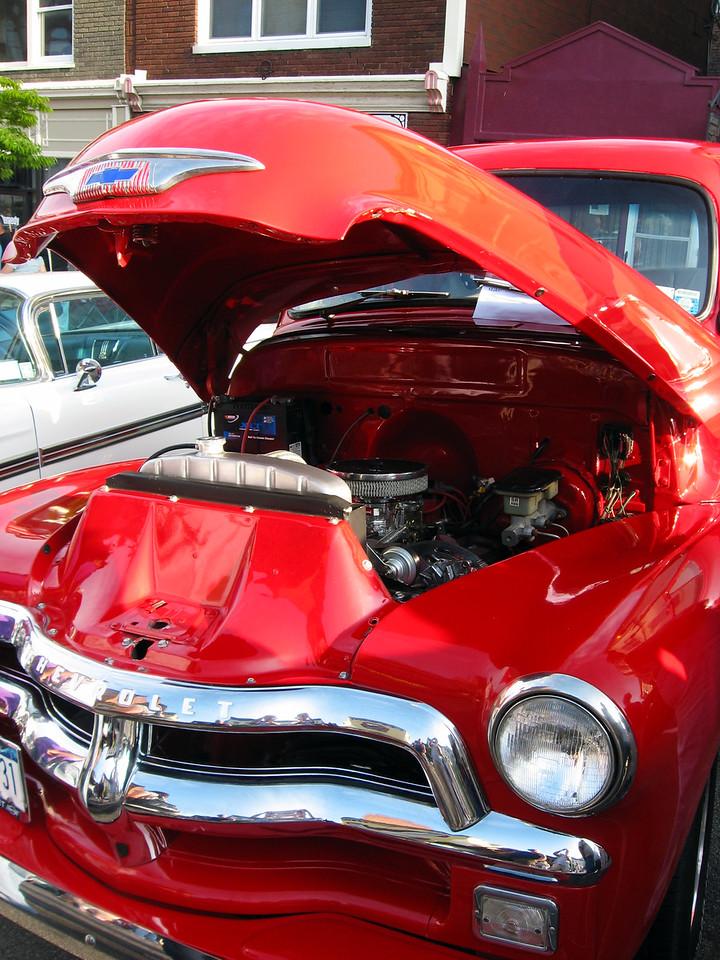 Geneva Car Show