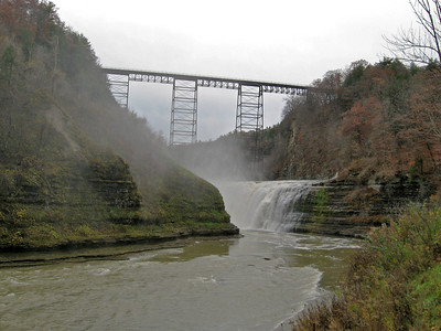 Letchworth Railroad Trestle