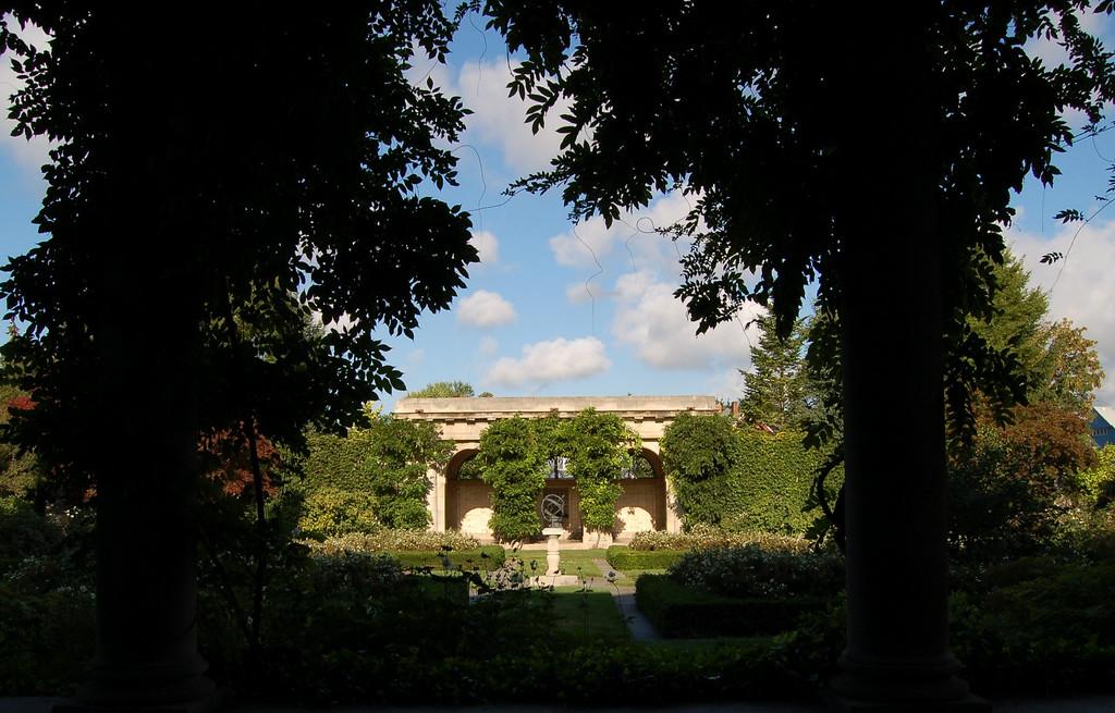 Eastman House Garden