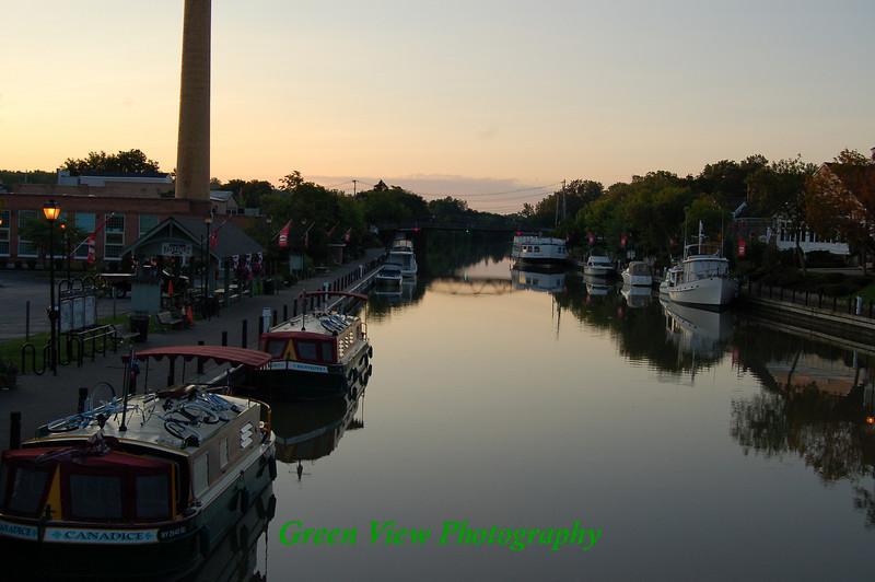 Erie Canal, Fairport, NY