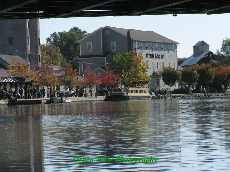 Pittsford, Canal Walk