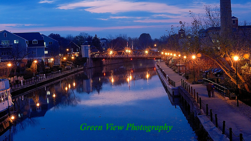 Twilight in Fairport