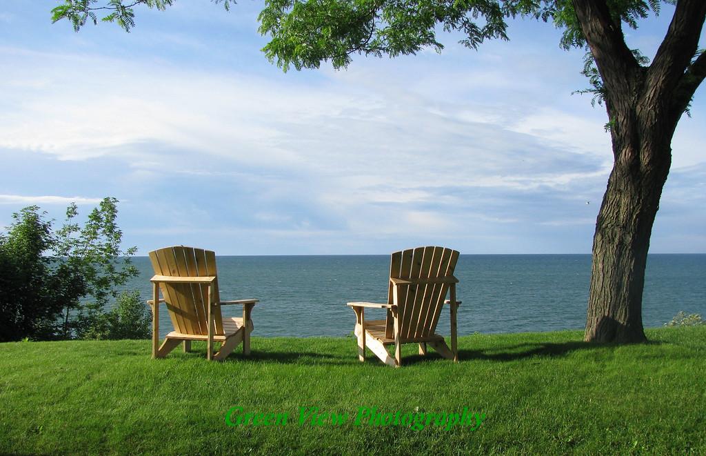 View of Lake Ontario