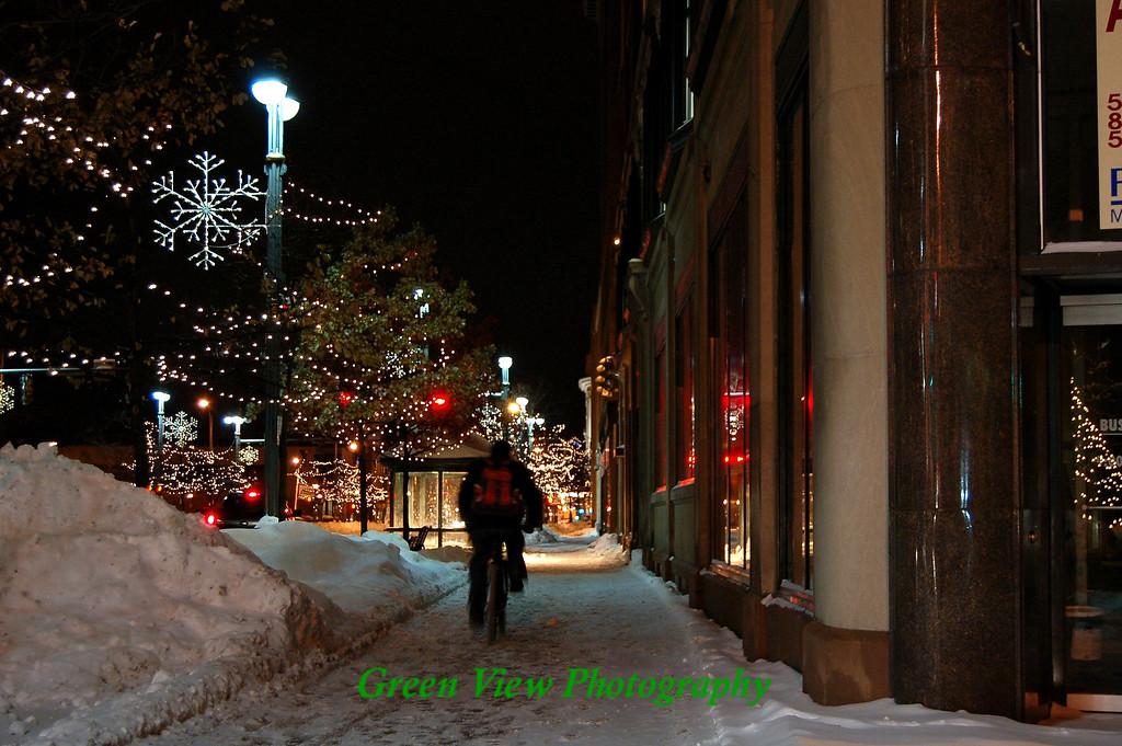 Main Street, December 23rd, 2008