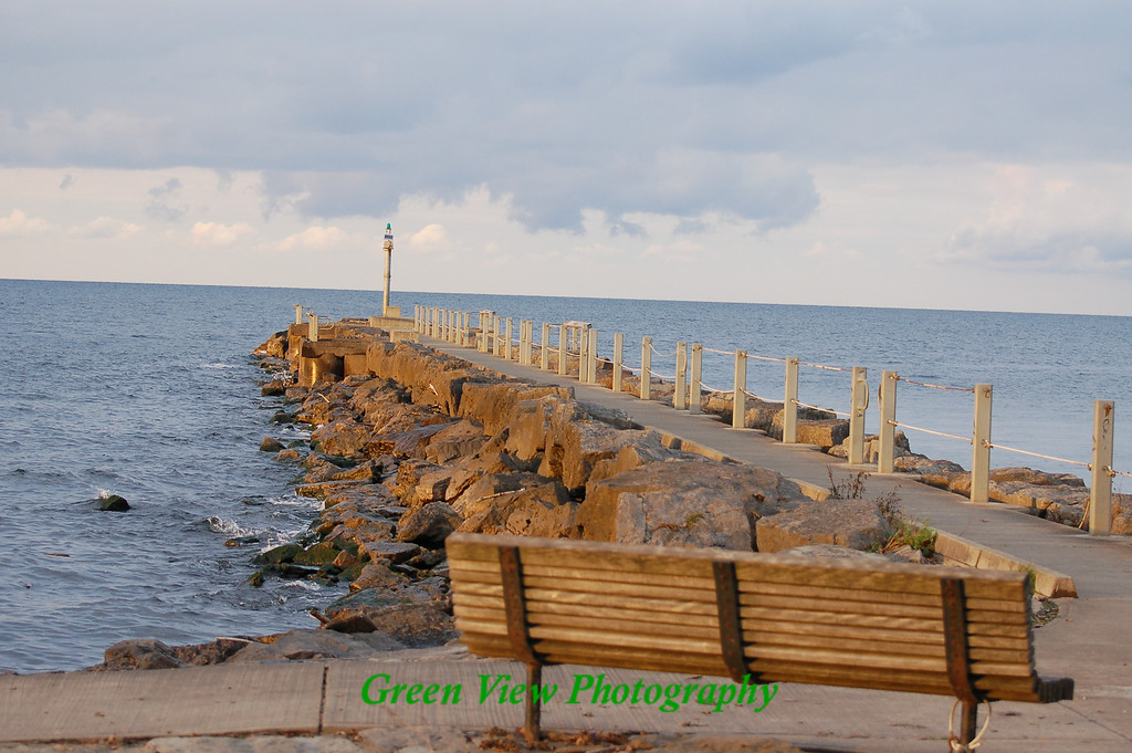 View from the Bench - Webster Park